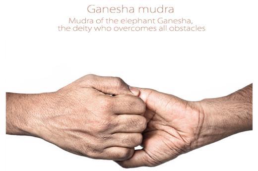 Ganeshi-Mudra