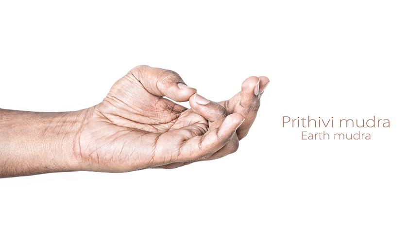 Prithivi-Mudra